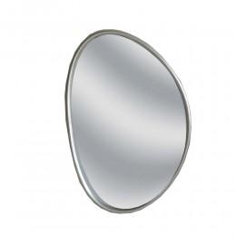 Stone Silver καθρέπτης μεταλλικός ασημί 35,6x2,5xH53,3cm 11-0173