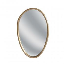 Stone Gold καθρέπτης χρυσό ματ 26x2,5xH40,6cm 11-0177