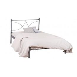 Ναταλία Κρεβάτι Μονό 99x209xH110cm με επιλογές χρωμάτων