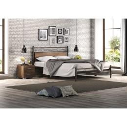 Αριάδνη Κρεβάτι Μονό 99x209xH110cm με επιλογές χρωμάτων